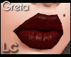 LC Greta Blood Red