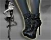 Chain Vampire Boots