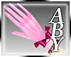 [Aby]Glove:0B:01-Pink