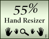 Hand Scaler 55%