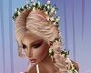 Bridal Hair Pearl Blonde