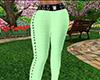 Green Skinny Pants RLL