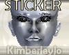Cybot 10010 STICKER