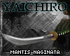 Mantis Naginata