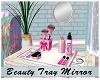 Beauty Tray Mirror