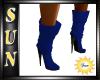 [SUN] Blue Boots