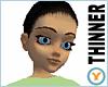 Thinner Head