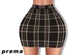 Plaid Mini Skirt RLL