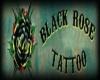 Saint back tattoo