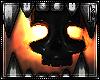 = Burning Floating Skull