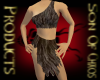 Bear fur dress (GA)