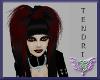 {CRh} TENDRI Black/Blood