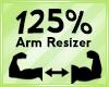 Arm Scaler 125%