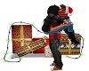 Xmas Gift Box Kiss