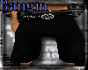 [B] Armani Baggy Shorts