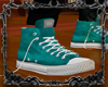 #SDK# Kicks I Cyan&White