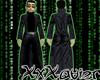 [XP] Black Leather Coat