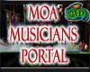 MOA Musicians Portal