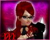 &m Kiera Dark Red