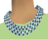 *ROC*Ice Choker Blue