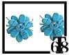 !Blue Flowers!