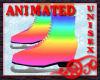 Skates - Rainbow