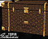 Louis Vuitton Chest.