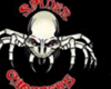 spider choppers t shirt