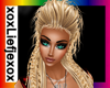 [L] Long blond sexy Hair