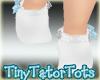 Kids Blue Socks