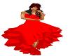 vestido espanhola