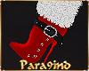 P9) Female Santa boots