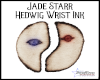 Jade Starr Hedwig Tattoo