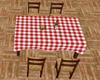 Italian Dinner Table x4