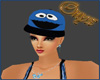 (PS)Cookie Moster Hat