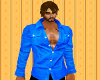 [SL] Blue Cotton Shirt