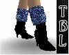 [TBL]Onlock boots blue.