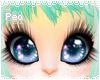 P! Chibi Doll Lashes