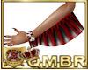 QMBR Fin Mermaid Arm L