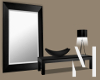 Villa Console and Mirror
