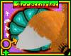 Tck_Orange Bunny Tail