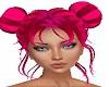 Animated Pink Hair EMO