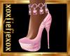[L] Chic PINK Heels 5