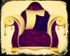 GoldVelvet Chair