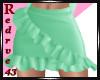 Spring Ruffle Skirt