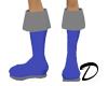 Adventure Boots W Feet F