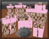 C3-HOL PINK COACH GIFTS