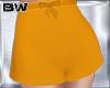 Gold Bow Short