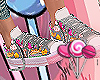 -X- CANDY LOW SHOES