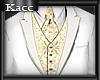 *Kc*Gold-ivory suit